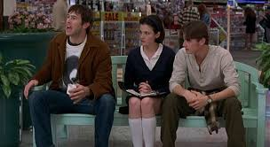 A scene from Mallrats (1995)